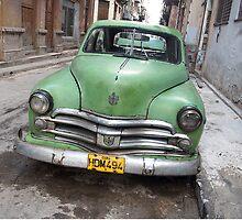 Havana Patina by ponycargirl