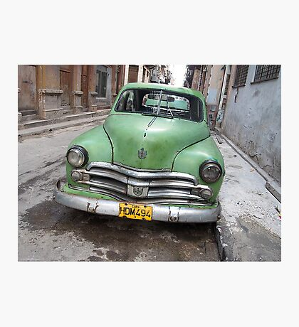 Havana Patina Photographic Print