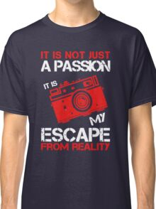 I Am Just A Photographer Classic T-Shirt
