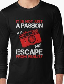 I Am Just A Photographer Long Sleeve T-Shirt