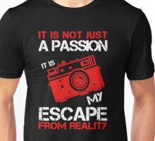 I Am Just A Photographer Unisex T-Shirt