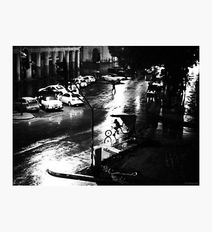 Havana Noir Photographic Print
