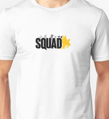 Squad - Game Unisex T-Shirt