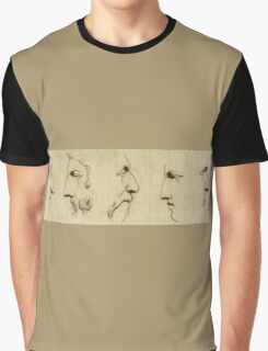 The noses - sepia Graphic T-Shirt