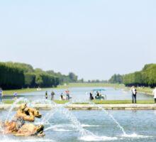 Versailles Fountain Sticker