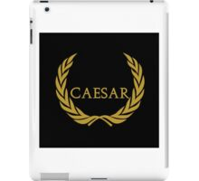 A King's Philosophy - Caesar iPad Case/Skin