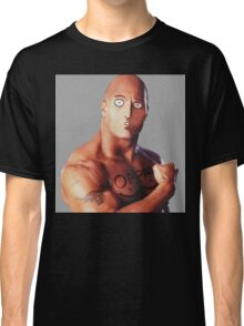 One Rock Man - Parody Classic T-Shirt