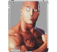 One Rock Man - Parody iPad Case/Skin