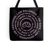 Yoga Motivational Tote Bag