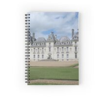 Chateau Cheverny Spiral Notebook