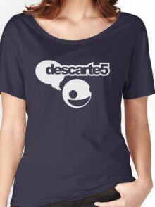 Rene Decartes / Deadmau5 (Monsters of Grok) Women's Relaxed Fit T-Shirt