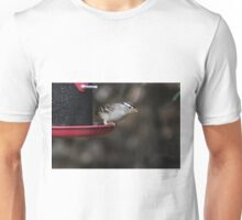 Rufous Crowned Sparrow Unisex T-Shirt