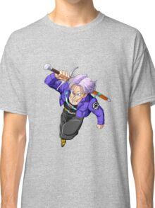 vegeta trunks anime manga shirt Classic T-Shirt