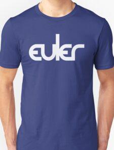 Leonhard Euler / Blur (Monsters of Grok) Unisex T-Shirt