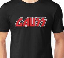 Carl Gauss / Kiss (Monsters of Grok) Unisex T-Shirt