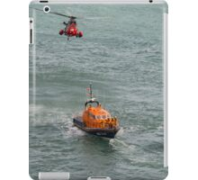 The Three Lifeboats iPad Case/Skin