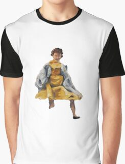 Doll by the Window Graphic T-Shirt