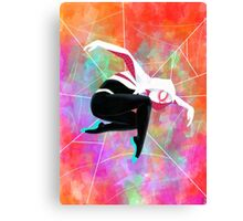 Spider-Gwen Canvas Print