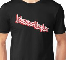 Johannes Kepler / Judas Priest (Monsters of Grok) Unisex T-Shirt