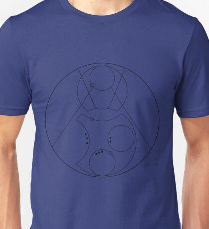 Gallifreyan Doctor Who Unisex T-Shirt