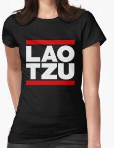 Lao Tzu / Run DMC (Monsters of Grok) Womens Fitted T-Shirt