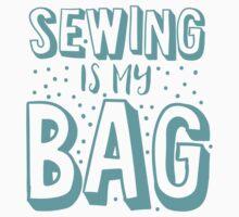 SEWING is my BAG Baby Tee