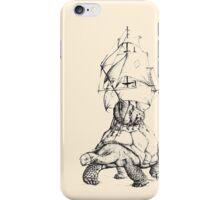 Tortoise Travel iPhone Case/Skin