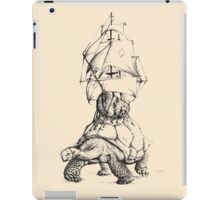 Tortoise Travel iPad Case/Skin