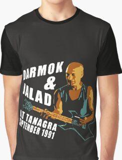 Darmok & Jalad at Tanagra ST TnG (Dark ONLY) Graphic T-Shirt