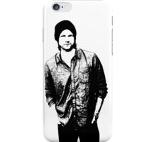Jared Padalecki iPhone Case/Skin