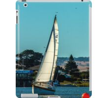 Goolwa Regatta Yacht Club Christmas Twlight Races iPad Case/Skin