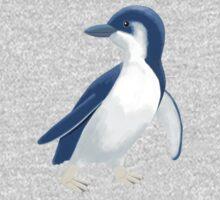 Cute Little Penguin One Piece - Long Sleeve