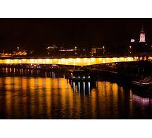 Belgrade Serbia Photographic Print