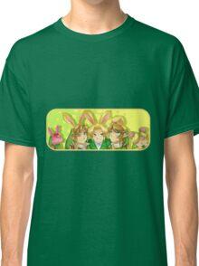 Legend of Zelda: Bunny Hoods Classic T-Shirt