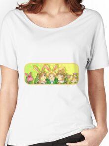 Legend of Zelda: Bunny Hoods Women's Relaxed Fit T-Shirt