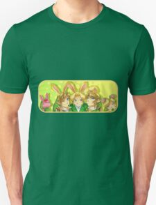 Legend of Zelda: Bunny Hoods Unisex T-Shirt