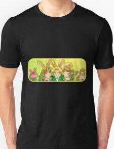 Legend of Zelda: Bunny Hoods Unisex T-Shirt