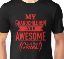 My Grandchildren Are Awesome Unisex T-Shirt