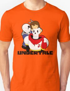 Undertale Sans and Papyrus T-Shirt
