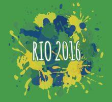 Rio 2016 Baby Tee