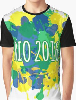 Rio 2016 Graphic T-Shirt