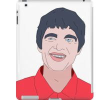 Noel Gallagher (oasis) iPad Case/Skin