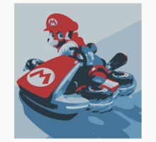 Mario Kart 8  by Darkheart51