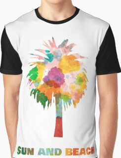 Palm. Graphic T-Shirt