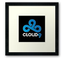 Cloud 9 Limited Edition Framed Print