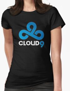 Cloud 9 Limited Edition Womens Fitted T-Shirt