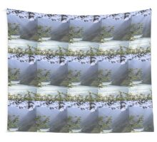 landscape lake Wall Tapestry