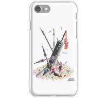Final Fantasy VII Illustration. iPhone Case/Skin