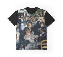 Au Moulin Graphic T-Shirt