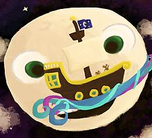 Moon Runners by Annajeann